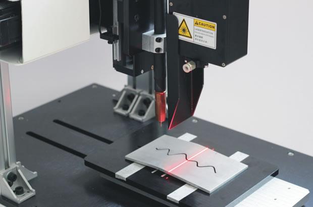 HD6-W系列激光焊缝跟踪传感器